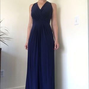 Ralph Lauren Evening & Formal Navy Blue Dress